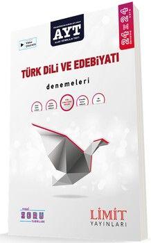 Limit Yayınları  AYT Türk Dili ve Edebiyatı Denemeleri