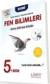Limit Yayınları 5. Sınıf Fen Bilimleri Konu Bitirme Kitabı