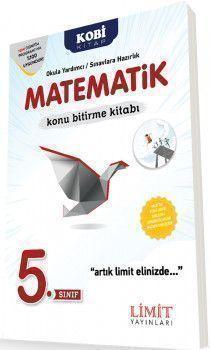 Limit Yayınları 5. Sınıf Matematik Konu Bitirme Kitabı