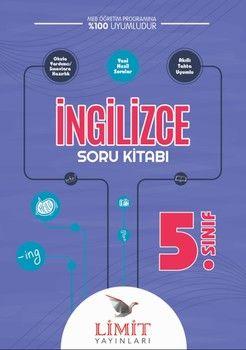 Limit Yayınları 5. Sınıf İngilizce Soru Kitabı