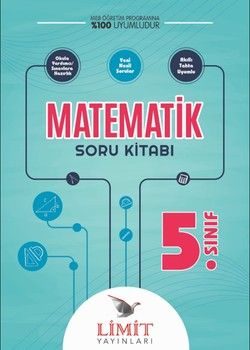 Limit Yayınları 5. Sınıf Matematik Soru Kitabı
