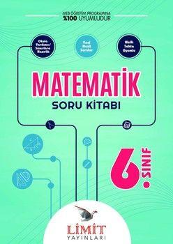 Limit Yayınları 6. Sınıf Matematik Soru Kitabı
