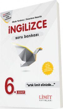 Limit Yayınları 6. Sınıf İngilizce Soru Bankası