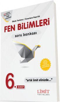 Limit Yayınları 6. Sınıf Fen Bilimleri Soru Bankası