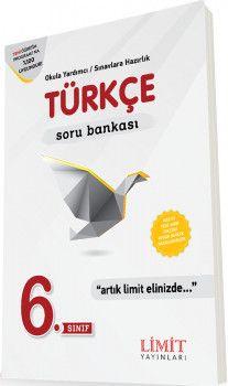 Limit Yayınları 6. Sınıf Türkçe Soru Bankası