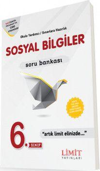 Limit Yayınları 6. Sınıf Sosyal Bilgiler Soru Bankası