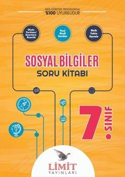 Limit Yayınları 7. Sınıf Sosyal Bilgiler Soru Bankası