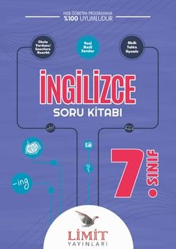 Limit Yayınları 7. Sınıf İngilizce Soru Kitabı