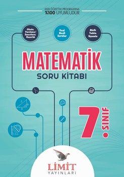 Limit Yayınları 7. Sınıf Matematik Soru Kitabı