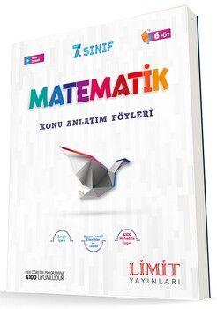 Limit Yayınları 7. Sınıf Matematik Konu Anlatım Föyleri