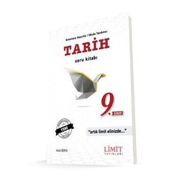 Limit Yayınları 9. Sınıf Tarih Soru Bankası