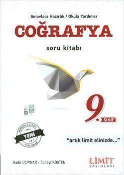 Limit Yayınları 9. Sınıf Coğrafya Soru Kitabı