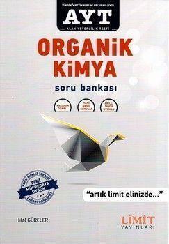 Limit Yayınları AYT Organik Kimya Soru Bankası