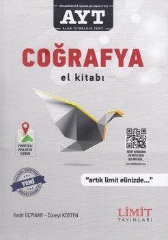 Limit Yayınları AYT Coğrafya El Kitabı