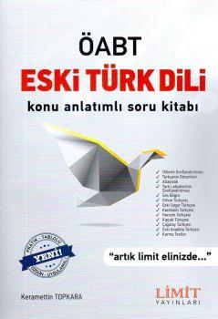 Limit Yayınları ÖABT Eski Türkdili Konu Anlatımlı Soru Bankası