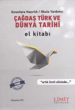 Limit Yayınları Çağdaş Türk ve Dünya Tarihi El Kitabı