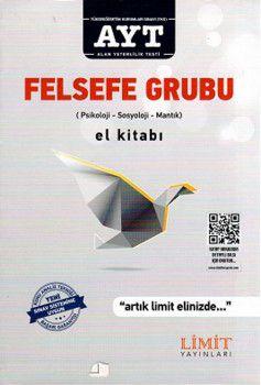 Limit Yayınları AYT Felsefe Grubu El Kitabı