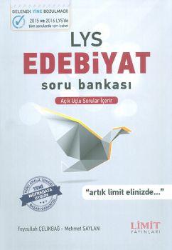 Limit Yayınları LYS Edebiyat Soru Bankası Açık Uçlu Sorular İçerir