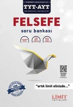 Limit Yayınları TYT AYT Felsefe Soru Bankası