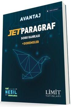 Limit Yayınları TYT AYT Jet Paragraf Avantaj Soru Bankası