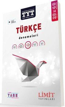 Limit Yayınları TYT Türkçe Yeni Tarz Sorularla Denemeleri