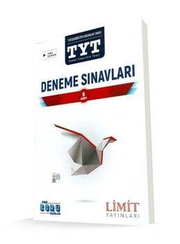 Limit Yayınları TYT 5 Deneme Sınavı