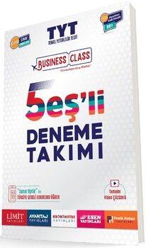 Limit Yayınları TYT Business Class 5 li Deneme Sınavı