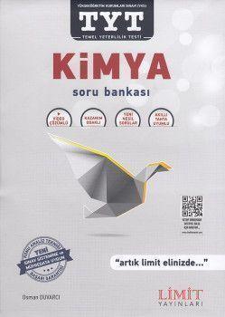 Limit Yayınları TYT Kimya Soru Bankası