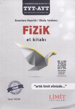 Limit Yayınları TYT AYT Fizik El Kitabı