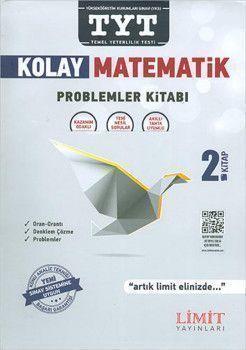 Limit Yayınları TYT Kolay Matematik Problemler Kitabı 2. Kitap