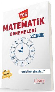 Limit Yayınları YGS Matematik 20 Deneme