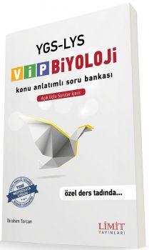Limit Yayınları YGS LYS VİP Biyoloji Konu Anlatımlı Soru Bankası