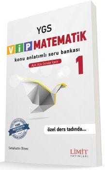 Limit Yayınları YGS VİP Matematik Konu Anlatımlı Soru Bankası
