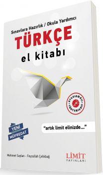Limit Yayınları YGS Türkçe El Kitabı