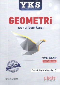 Limit Yayınları YKS 1. Oturum TYT Alan Geometri Soru Bankası