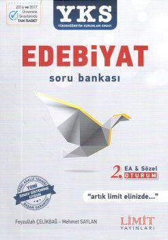 Limit Yayınları YKS 2. Oturum Eşit Ağırlık Sözel Edebiyat Soru Bankası