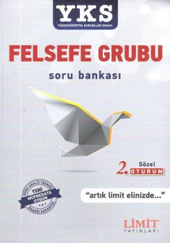 Limit Yayınları YKS 2. Oturum Felsefe Grubu Soru Bankası