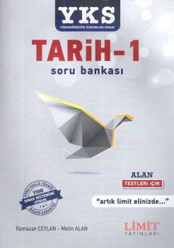 Limit Yayınları YKS 2. Oturum Tarih 1 Alan Soru Bankası
