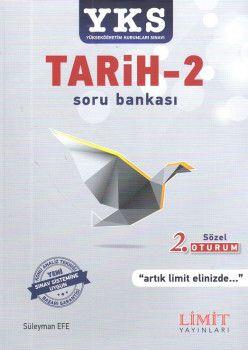 Limit Yayınları YKS 2. Oturum Tarih 2 Sözel Soru Bankası