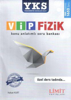 Limit Yayınları YKS VİP Fizik Konu Anlatımlı Soru Bankası