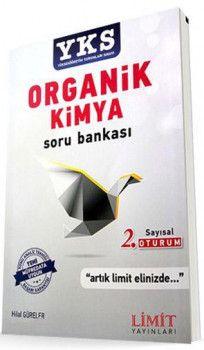Limit Yayınları YKS 2. Oturum Organik Kimya Soru Bankası