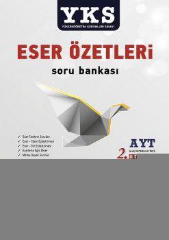 Limit Yayınları YKS 2. Oturum AYT Eser Özetleri Soru Bankası