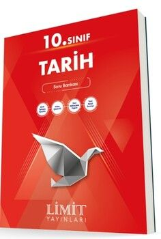 Limit Yayınları10. Sınıf Tarih Soru Bankası