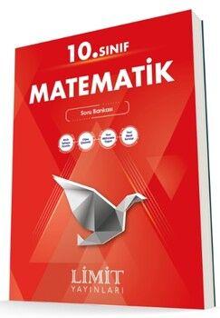 Limit Yayınları10. Sınıf Matematik Soru Bankası