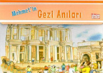 Limon Kitap Yayınları Mehmet?in Gezi Anıları