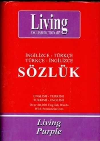 Living İngilizce Türkçe Sözlük Living Purple