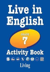 Living Yayınları Live in English 7. Sınıf Activity Book Grade 7