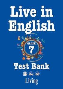 Living Yayınları Live in English 7. Sınıf Test Bank Grade 7