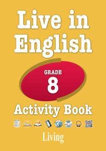 Living Yayınları Live in English 8. Sınıf Activity Book Grade 8