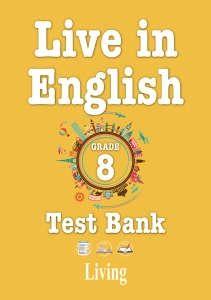 Living Yayınları Live in English 8. Sınıf Test Bank Grade 8